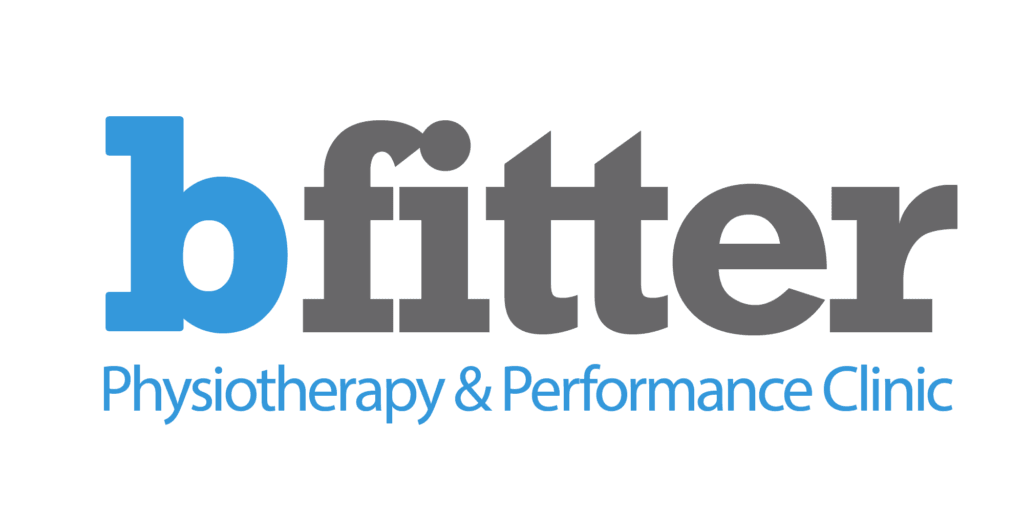 BFitter Physiotherapy & Performance Clinic Logo
