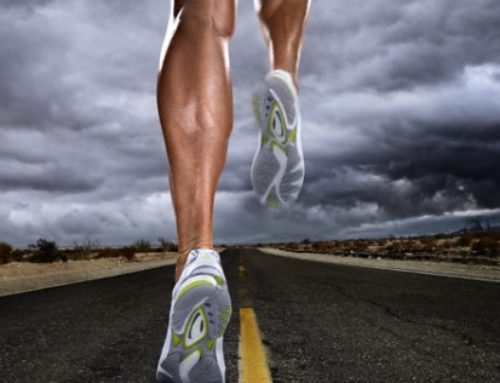 Calf complex conditioning for running based sports